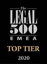 Legal 500 2020